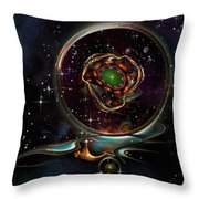 Pendant Throw Pillow