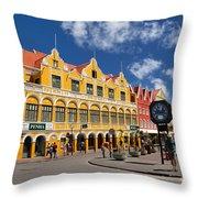 Penha And Sons Curacao Throw Pillow