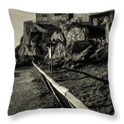 Peninha Sanctuary II Throw Pillow