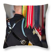 Pennants Throw Pillow