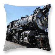 Pennsylvania Railroad H8 Throw Pillow