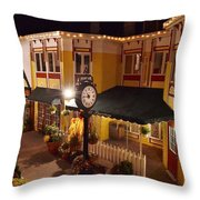 2-penny Lane - Rehoboth Beach Delaware Throw Pillow