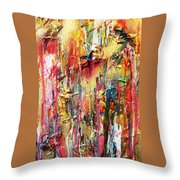 People Do Not Change Things Change People Throw Pillow