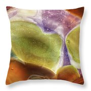 People Watching Throw Pillow by Omaste Witkowski