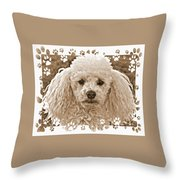 Peppie 1 Throw Pillow