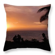 Perfect End To A Day Throw Pillow