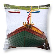 Perfect Launch Throw Pillow
