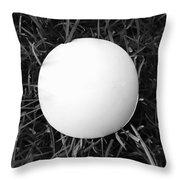 Perfect Mushroom Throw Pillow