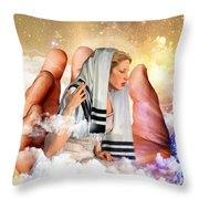 Perfect Perspective  Throw Pillow