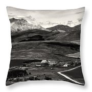Perfect Setting Throw Pillow