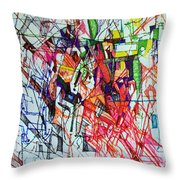 Perhaps You Know Better 2 Throw Pillow