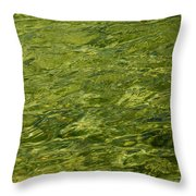 Peridot Throw Pillow