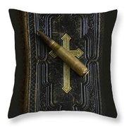 Persecution Throw Pillow