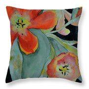 Persevere Throw Pillow