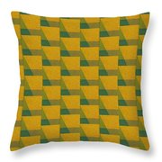Perspective Compilation 4 Throw Pillow by Michelle Calkins