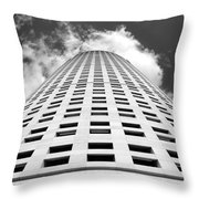 Perspective Throw Pillow