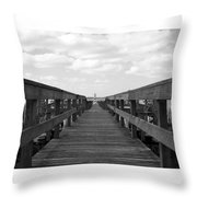 Perspective Lighthouse 1 Throw Pillow