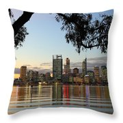 Perth 2am-110873 Throw Pillow