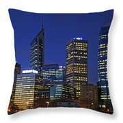 Perth 6 Throw Pillow