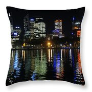 Perth 8 Throw Pillow
