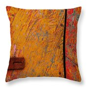 Pescarosa Throw Pillow