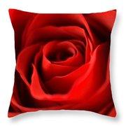 Petal Of Honor Throw Pillow