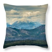 Peter's Dome Throw Pillow