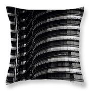 Petronas Detail Throw Pillow