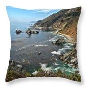 Pfeiffer Burns Bay Throw Pillow