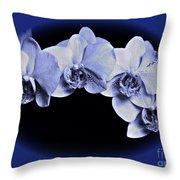 Phalaenopsis 2 Throw Pillow