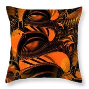 Pharaoh's Dream Throw Pillow