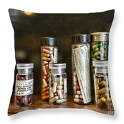 Pharmacist  For All That Ails You Throw Pillow