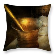 Pharmacist - The Pounder Throw Pillow