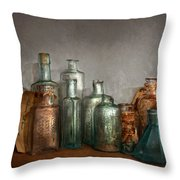 Pharmacy - Doctor I Need A Refill  Throw Pillow
