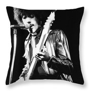 Phil Lynott Throw Pillow