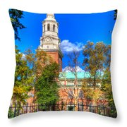 Philadelphia Christ Church 2 Throw Pillow