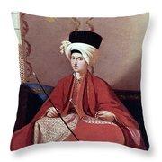 Philip Barker Webb (1793-1854) Throw Pillow