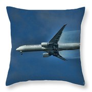 Philippines Airways Hdrpl4251-13 Throw Pillow