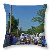 Philly's Finest Throw Pillow