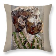 Philospher's Vision Throw Pillow