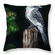 Phoebe Drama Throw Pillow