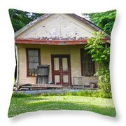 Photo Studio Throw Pillow