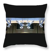 Photo Synthesis 3 Throw Pillow