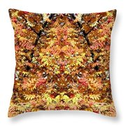 Photo Synthesis 6 Throw Pillow