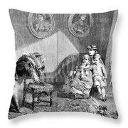 Photographer, 1864 Throw Pillow