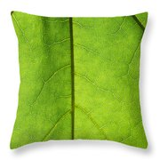 Photosynthesis - Featured 3 Throw Pillow