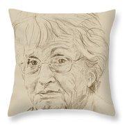 Phyllis Throw Pillow