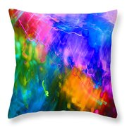 Physical Graffiti 2 Throw Pillow