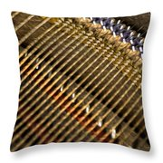 Piano Abstract 6611 Throw Pillow