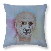 Picasso Throw Pillow